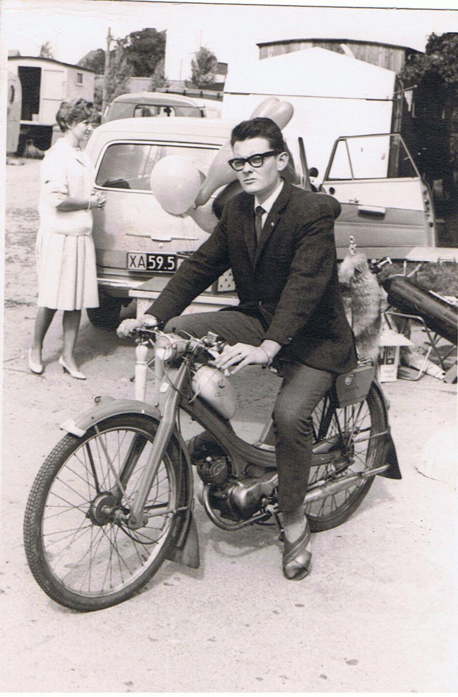 Chr. Majmarked 1964