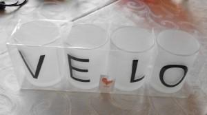 Nye glas til en lille èn.