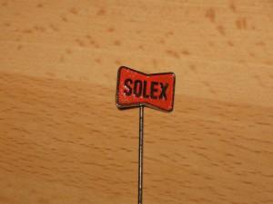 Solex Pins.